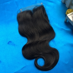 8a hot sale product lace closure 4*4